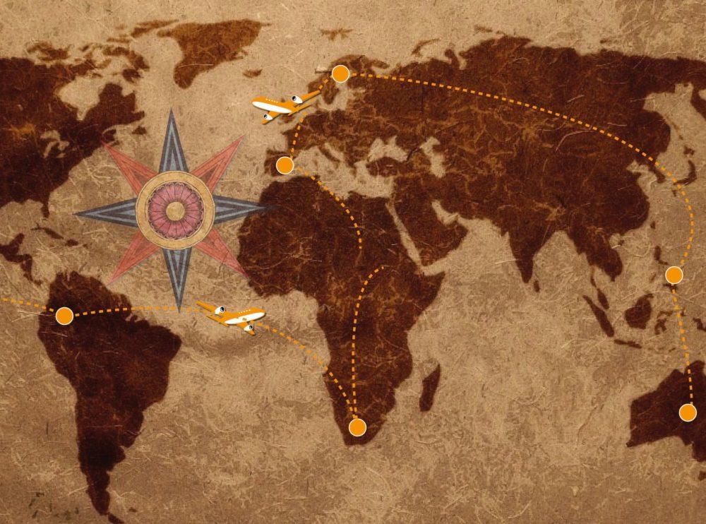 Títeres y circo: un viaje por las escuelas del mundo